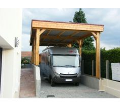 CARPORT ABRI CAMPING CAR